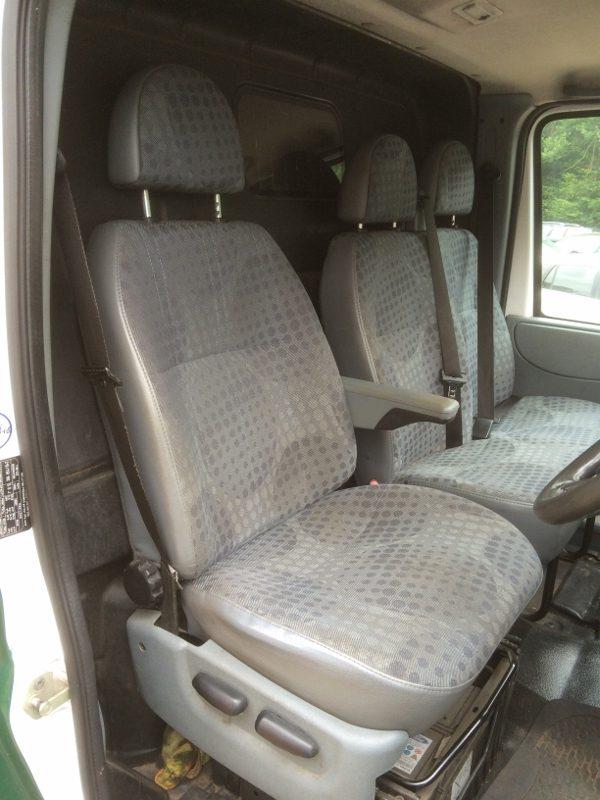 Need A Car Sudbury >> FORD TRANSIT MK7 MWB MEDIUM ROOF 2.4D DRIVERS SEAT | Five ...
