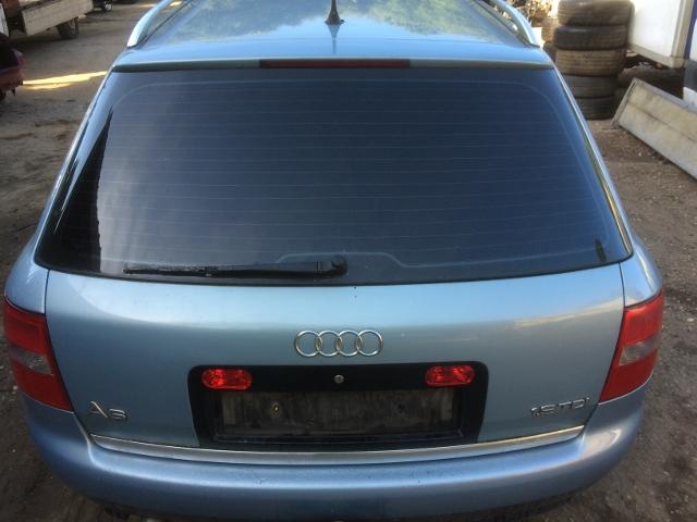 Audi A6 C5 1 9 Tdi Se Auto Estate Blue Ly7r 1998 2003