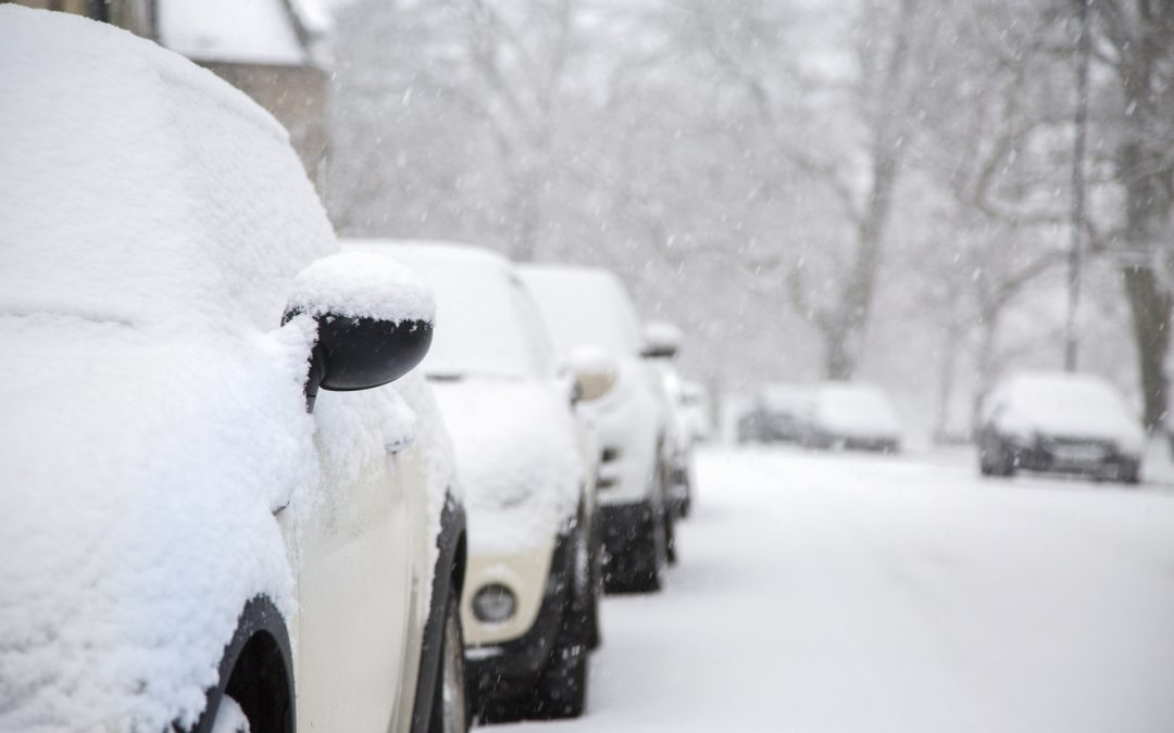 Snow Could Cost You A £60 Fine and THREE Penalty Points!