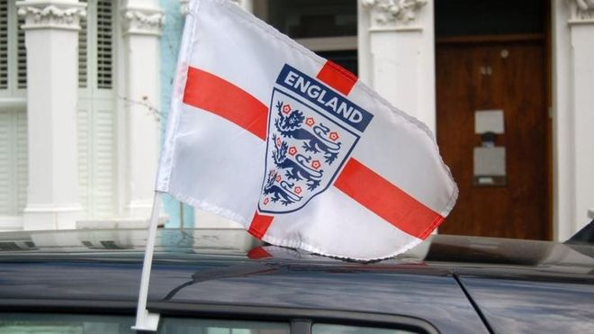 Are You Flying The England Flag For World Cup 2018?