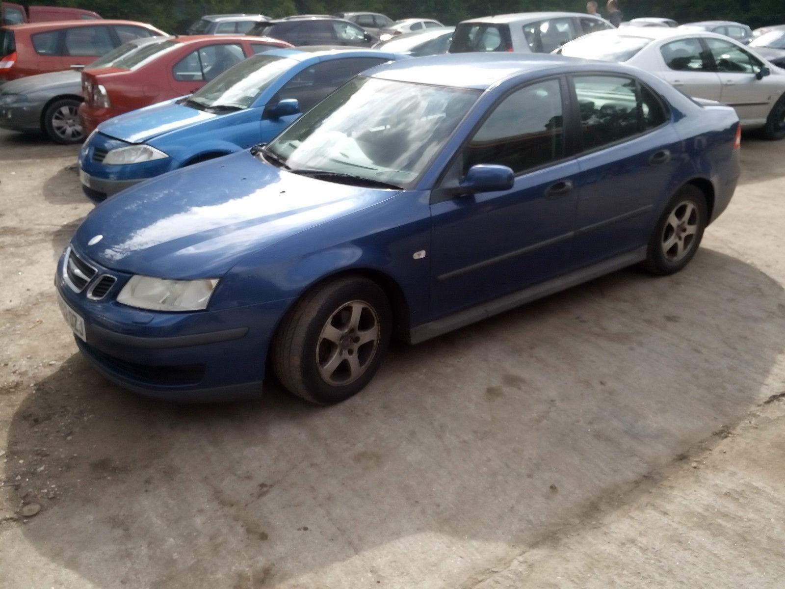 Need A Car Sudbury >> SAAB 9-3 LINEAR 2.0 LINEAR 150 BHP TURBO IN BLUE PASSENGER ...