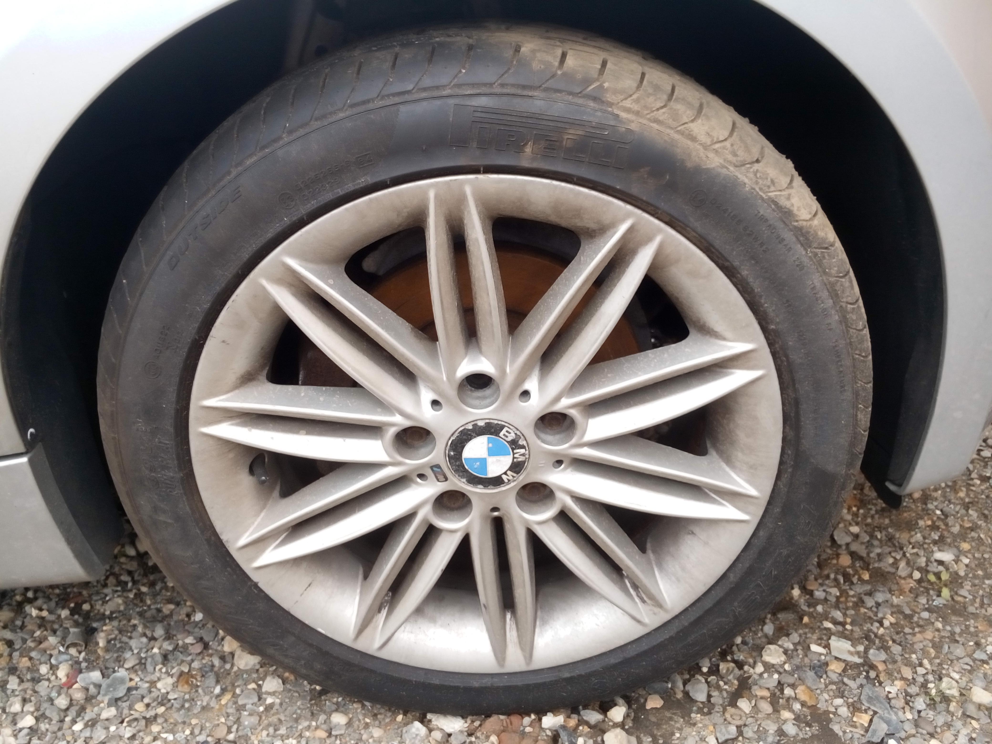 Need A Car Sudbury >> BMW 1 SERIES E81 E82 E87 M SPORT ALLOY WHEEL WITH 6MM TYRE ...