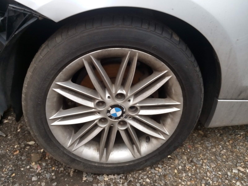 Bmw 1 Series E81 E82 E87 M Sport Alloy Wheel With 6mm Tyre