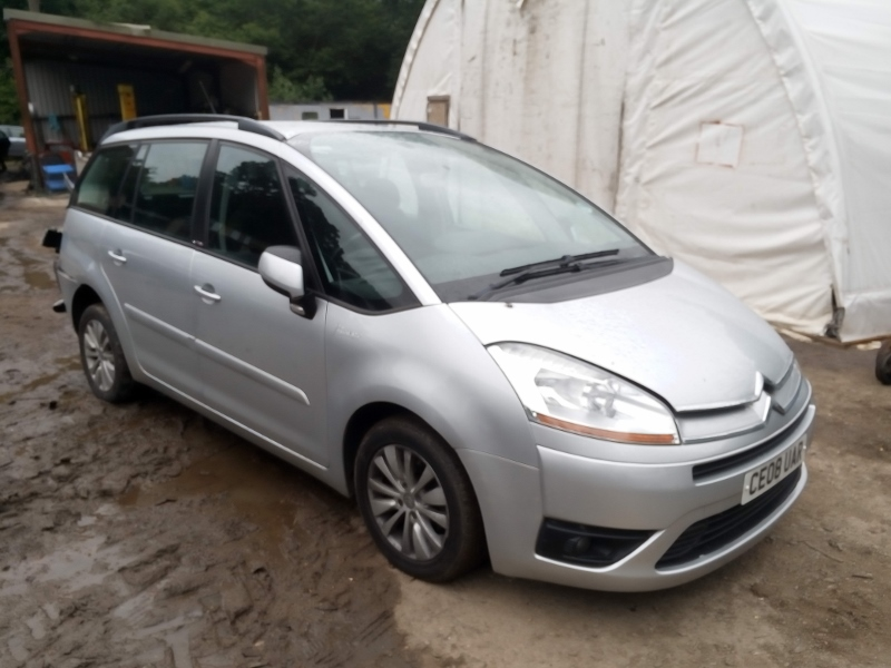 Need A Car Sudbury >> CITROEN C4 PICASSO VTR+ 2006-2013 1.8 SILVER(EZRC) DRIVERS