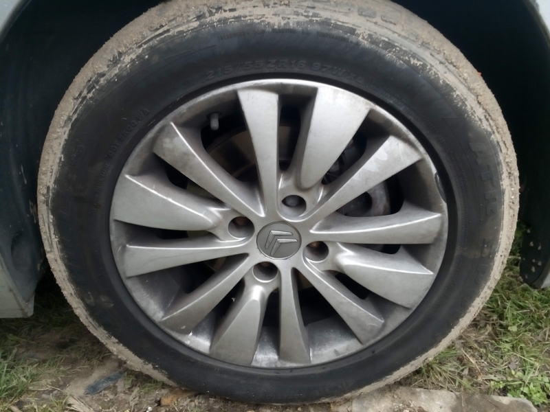 Need A Car Sudbury >> CITROEN C4 PICASSO VTR+ 2006-2013 16 INCH ALLOY WHEEL WITH 2MM TYRE 215/55/16 - Five Star Auto ...