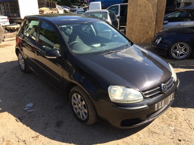 Need A Car Sudbury >> VW GOLF 1.9 TDI MK5 04-08 BLACK(LC9Z) 5 DOOR HATCHBACK N/S ...