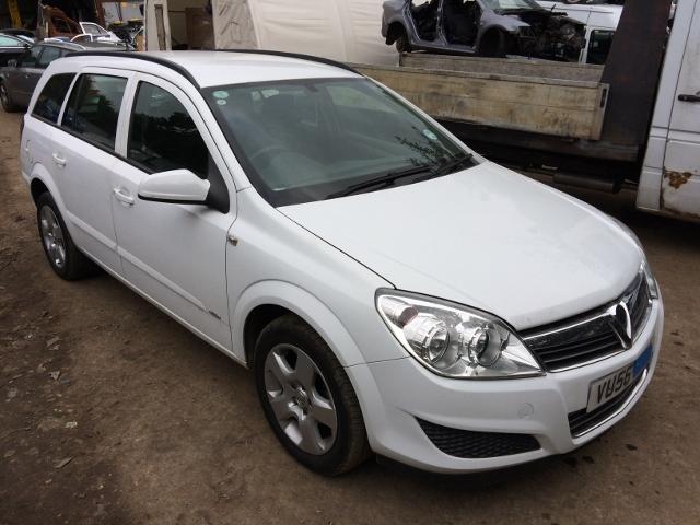 Need A Car Sudbury >> VAUXHALL ASTRA CLUB ESTATE 1.7 CDTI WHITE(Y474) 04-09 X5 ...