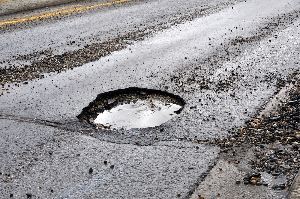 The Dangerous Pitfalls of Potholes